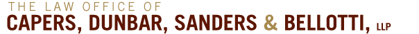 Capers, Dunbar, Sanders & Bellotti, LLP logo